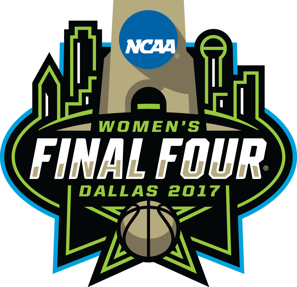 NCAA Womens Final Four Logo Primary Logo (2017) - 2017 NCAA Women's Final Four - Dallas SportsLogos.Net
