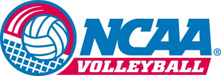 National Collegiate  Athletic Association Logo Misc Logo (2006-Pres) - NCAA Volleyball logo SportsLogos.Net