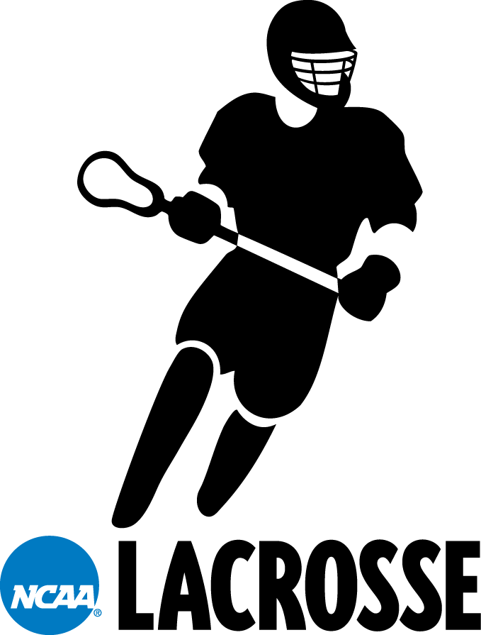 National Collegiate  Athletic Association Logo Misc Logo (2000-2015) - NCAA Lacrosse player silhouette logo SportsLogos.Net