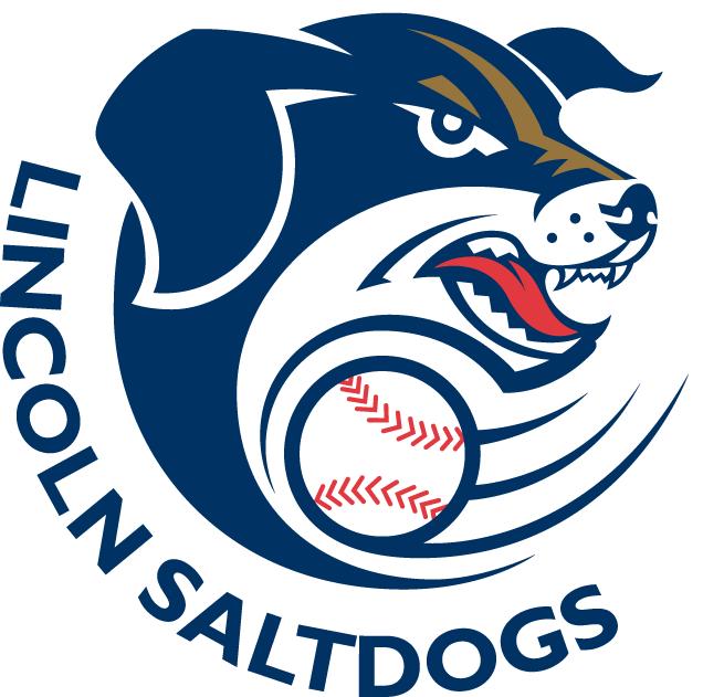 Lincoln Saltdogs Logo Primary Logo (2001-2005) -  SportsLogos.Net