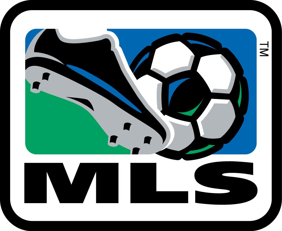 Major League Soccer Logo Alternate Logo (2000-2007) -  SportsLogos.Net