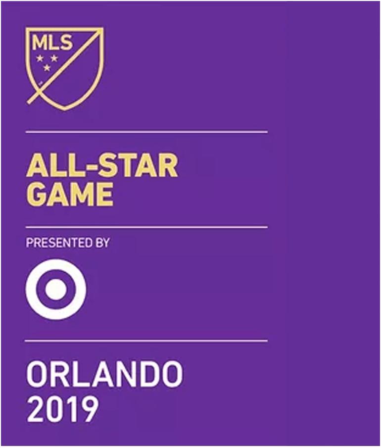 MLS All-Star Game Logo Primary Logo (2019) - 2019 MLS All-Star Game Logo SportsLogos.Net