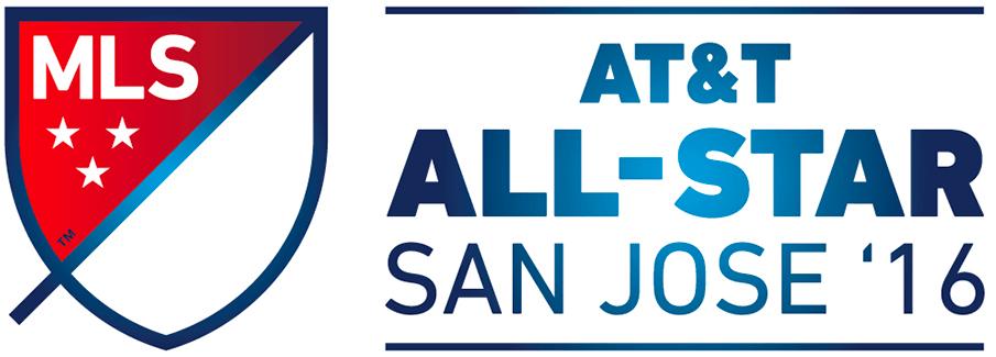 MLS All-Star Game Logo Primary Logo (2016) - 2016 MLS All-Star Game Logo SportsLogos.Net