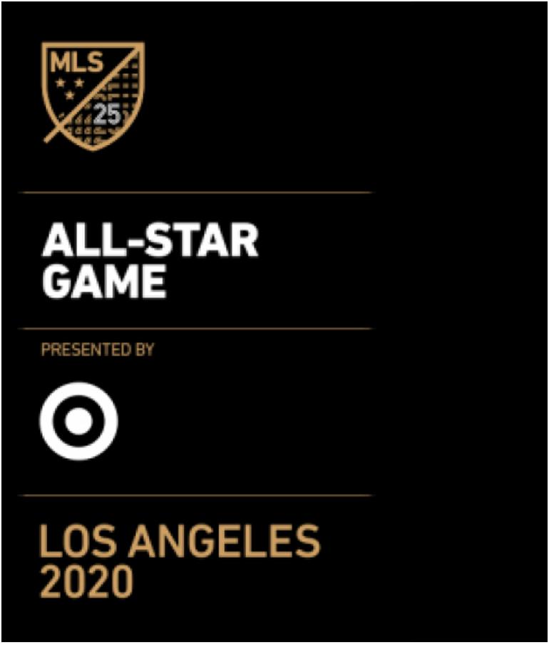 MLS All-Star Game Logo Primary Logo (2020) - 2020 MLS All-Star Game Logo SportsLogos.Net