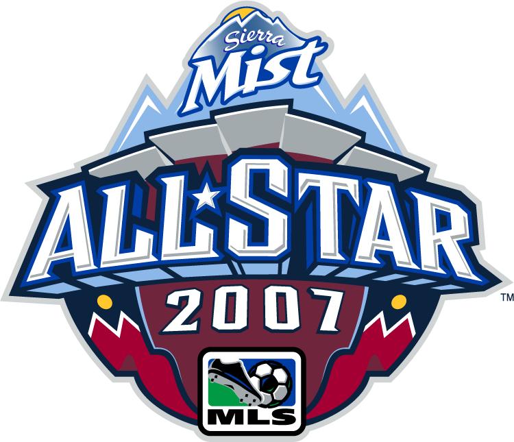 MLS All-Star Game Logo Primary Logo (2007) - 2007 All Star Game - at Dick's Sporting Goods Park, Colorado ------------------------ MLS All-Stars 2 VS Celtic FC 0 SportsLogos.Net