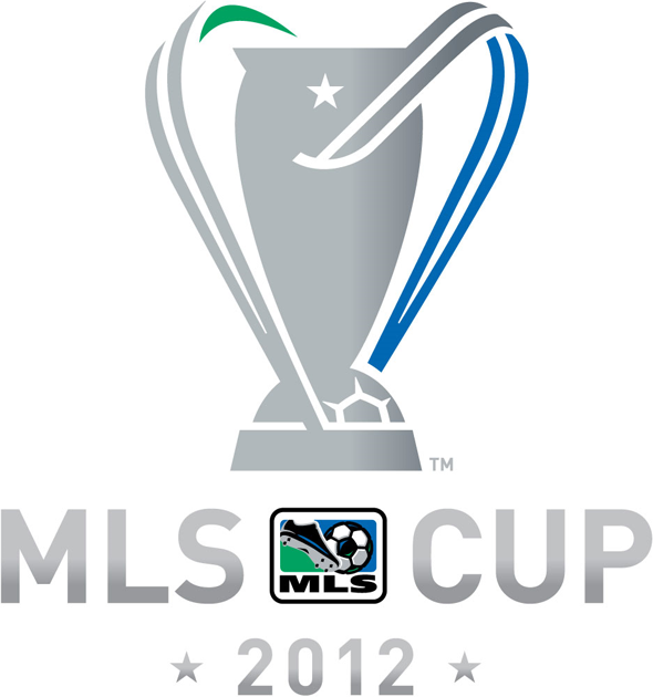 MLS Cup Logo Primary Logo (2012) - MLS Cup 2012 - Held atThe Home Depot Center in Carson, California. - Los Angeles Galaxy defeated Houston Dynamo 3-1 on December 1 2012  SportsLogos.Net
