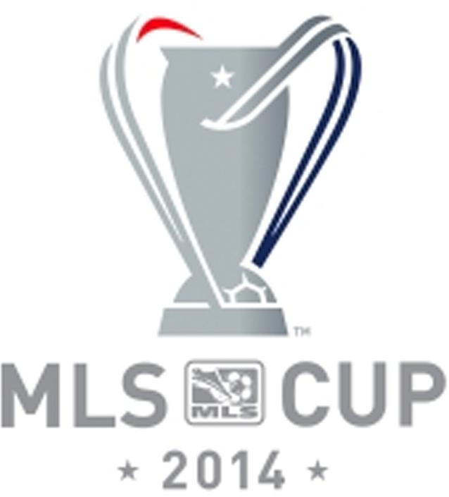 MLS Cup Logo Primary Logo (2014) - 2014 MLS Cup Logo SportsLogos.Net