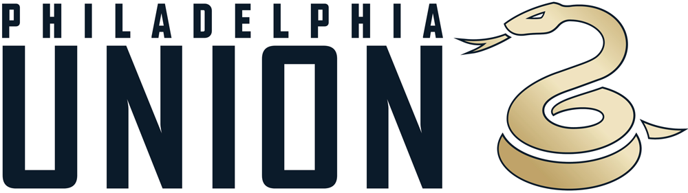 Philadelphia Union Logo Wordmark Logo (2018-Pres) -  SportsLogos.Net