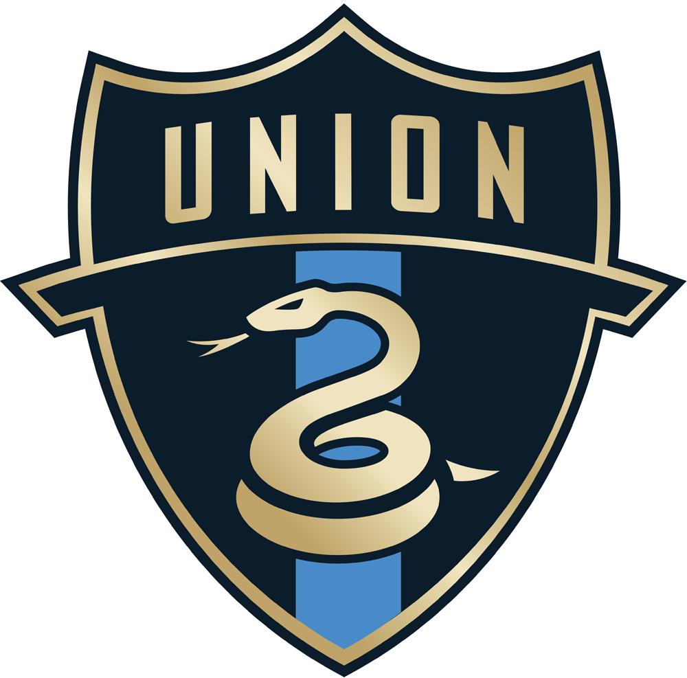 Philadelphia Union Logo Secondary Logo (2018-Pres) -  SportsLogos.Net