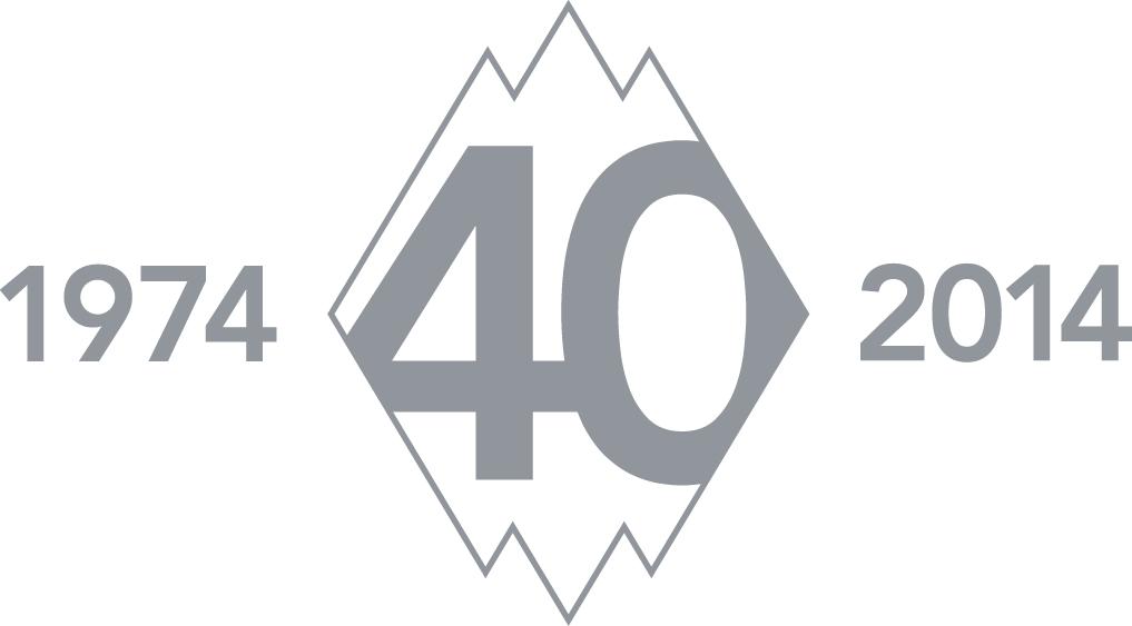 Vancouver Whitecaps FC Logo Anniversary Logo (2014) - 40th Anniversary logo SportsLogos.Net