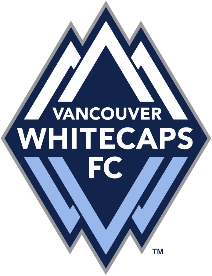 Vancouver Whitecaps FC Logo Primary Logo (2011-Pres) -  SportsLogos.Net