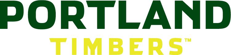Portland Timbers Logo Wordmark Logo (2011-Pres) -  SportsLogos.Net