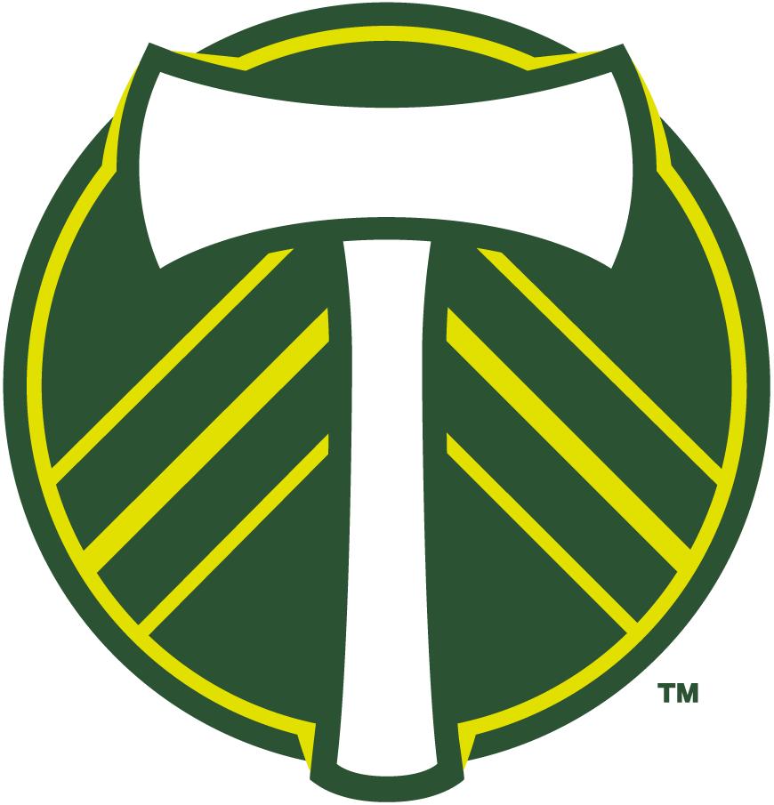 Portland  Timbers Logo Primary Logo (2016-2018) -  SportsLogos.Net