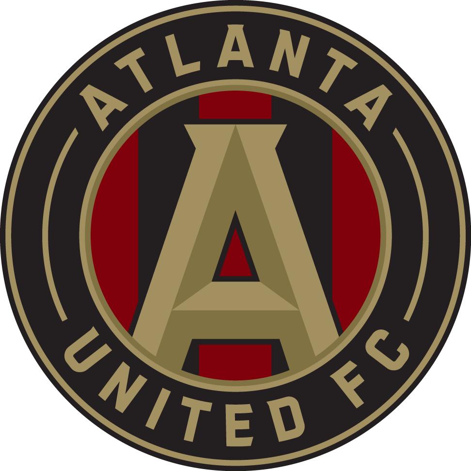 Atlanta United FC Logo Primary Logo (2017-Pres) -  SportsLogos.Net