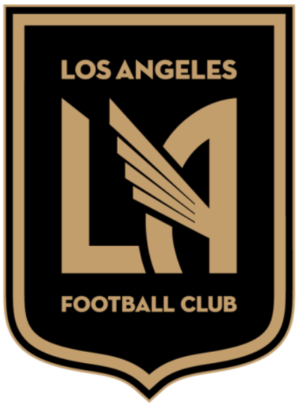 - - LAFC Major  League (MLS) Logo Primary Chris Soccer