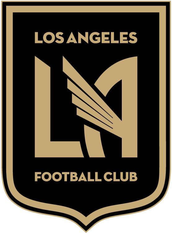 LAFC  Logo Primary Logo (2018-Pres) -  SportsLogos.Net