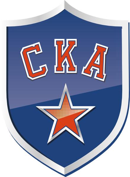 SKA Saint Petersburg Logo Primary Logo (2014/15-Pres) -  SportsLogos.Net