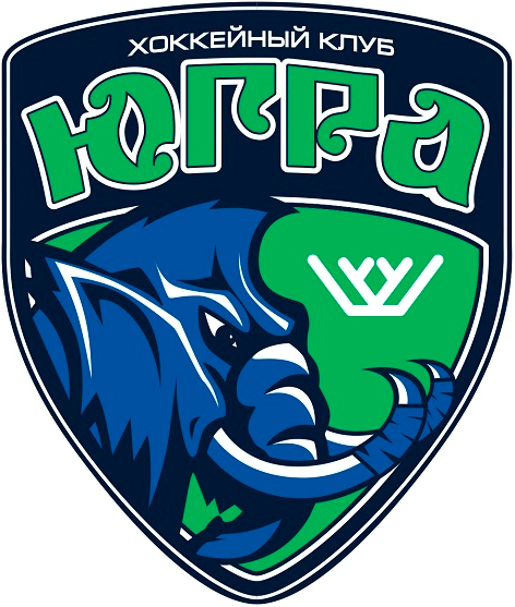 HC Yugra Logo Primary Logo (2014/15-Pres) -  SportsLogos.Net