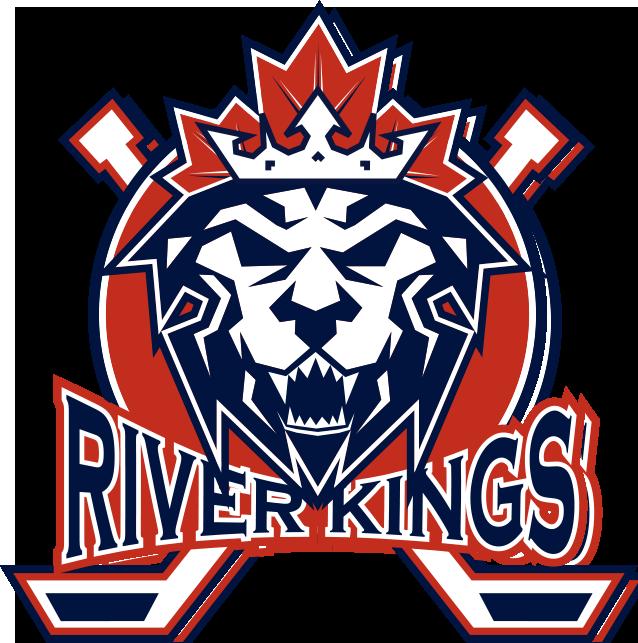 Cornwall River Kings Logo Primary Logo (2013/14-2014/15) -  SportsLogos.Net