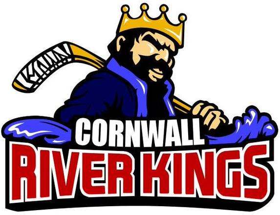 Cornwall River Kings Logo Primary Logo (2015/16) -  SportsLogos.Net