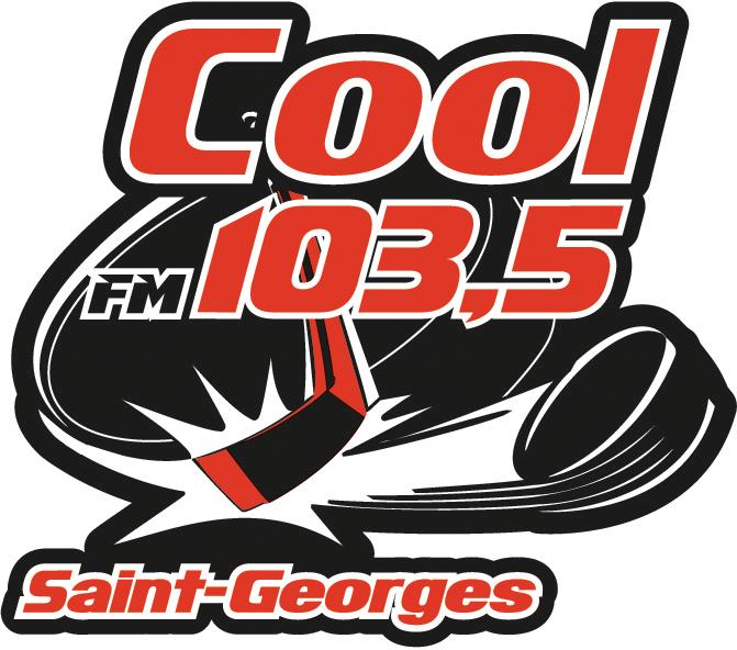 Saint-Georges  Cool-FM 103.5 Logo Primary Logo (2013/14-Pres) -  SportsLogos.Net