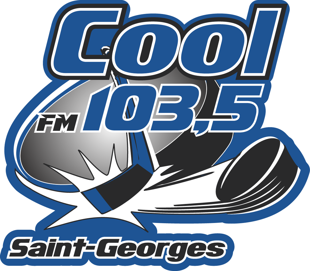 Saint-Georges Cool-FM 103.5 Logo Primary Logo (2010/11-2012/13) -  SportsLogos.Net