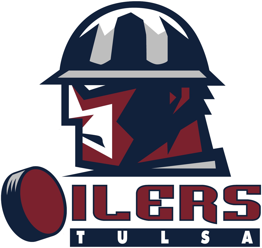 Tulsa Oilers Logo Primary Logo (2013/14) -  SportsLogos.Net