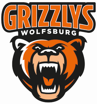Grizzlys Wolfsburg Logo Primary Logo (2015-Pres) -  SportsLogos.Net