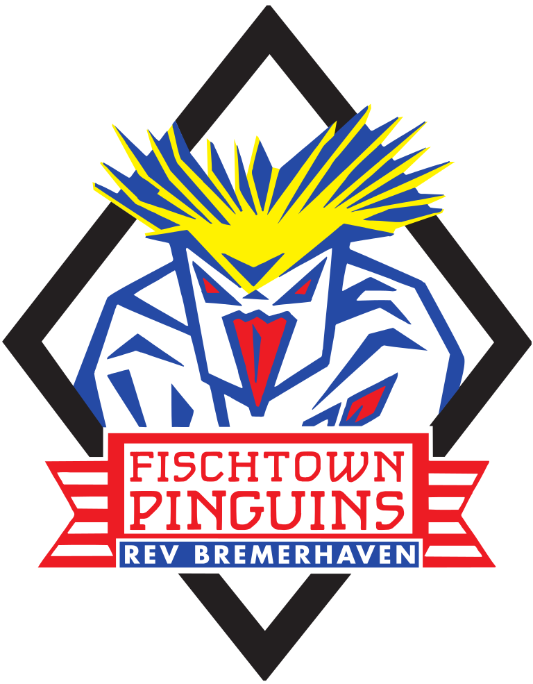 Fischtown Pinguins Logo Primary Logo (2017-Pres) -  SportsLogos.Net