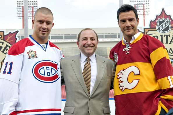 A not-so-Heritage Classic (the uniforms, that is)