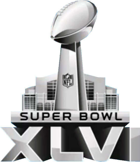 Super Bowl XLVI Logo Unveiled, Sneak Peek at Future Bowl Logos