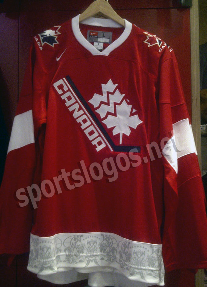 """14689f706 Canada s National Hockey Team will be sporting a """"throwback-inspired"""" third  jersey for this upcoming World Junior Championships"""