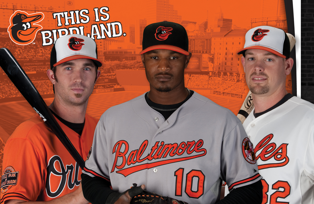 Orioles go back to the 80's with new caps, jersey