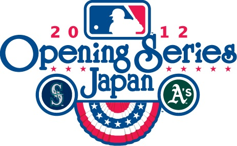 2012 MLB Opening Series Japan Logo