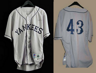 purchase cheap 156f6 6be65 New York Yankees 1996 Throwback New York Black Yankees ...