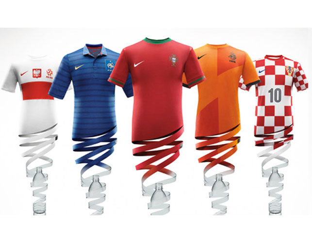 Nike Unveils New Soccer Jerseys for Seven Nations
