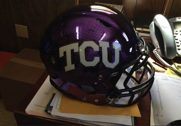 TCU Horned Frogs Unveil Alternate Uniforms With Blood Red