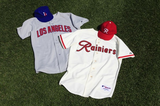 Angels and Mariners to go back to the '50s on Saturday