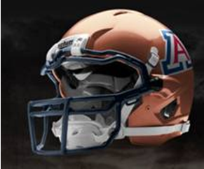 Arizona Football Goes Duracell and Announces a Copper Top