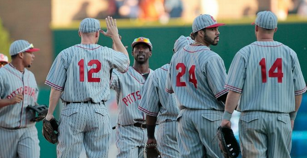 Tigers, Pirates Pay Tribute with Negro Leagues Uniforms