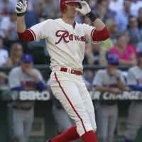 Seattle Mariners Seattle Rainiers PCL Throwback Jersey 2012