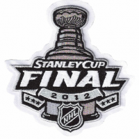 2012 Stanley Cup Final Patch