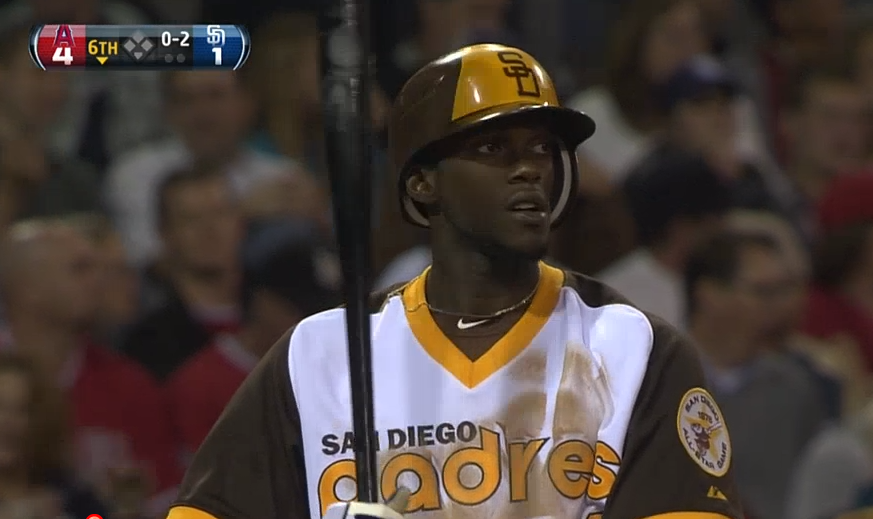 San Diego Padres wear 1978 Throwback Uniform