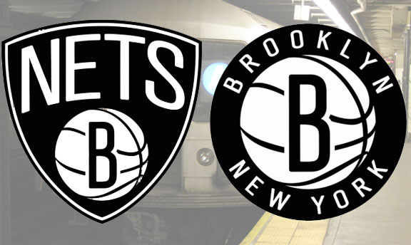 Jay-Z says vintage subway signs inspired new Brooklyn Nets logo