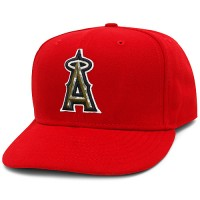 Los Angeles Angels of Anaheim Stars and Stripes Camouflage Cap 2012