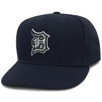 Detroit Tigers Stars and Stripes Camouflage Cap 2012