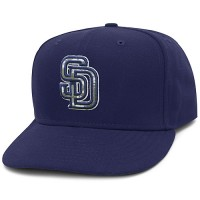 San Diego Padres Stars and Stripes Camouflage Cap 2012