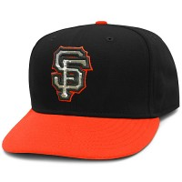 San Francisco Giants Stars and Stripes Camouflage Cap 2012