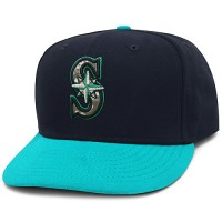 Seattle Mariners Stars and Stripes Camouflage Cap 2012