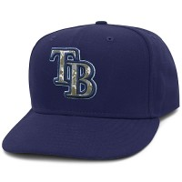 Tampa Bay Rays Stars and Stripes Camouflage Cap 2012